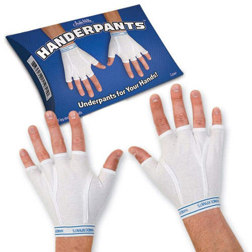 HANDERPANTS UNDERWEAR GLOVES