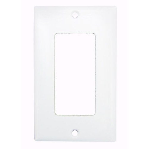 STANDARD WHITE SWITCH PLATE COVER