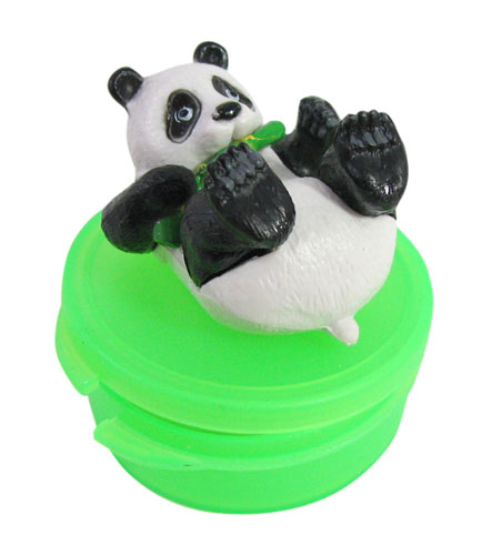 PANDA SNAP-TOP PILL BOX