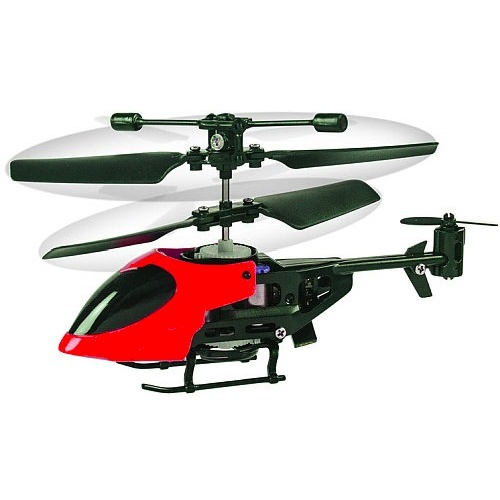 TINY REMOTE CONTROL HELICOPTER