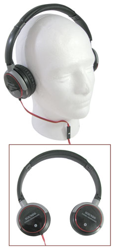QUALITY CUSHIONED HEADPHONES