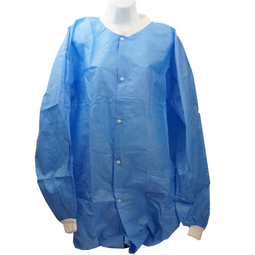 "39"" LONG LARGE TEAR-RESISTANT LAB COAT"