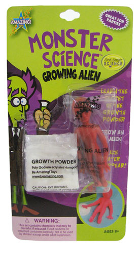 GROWING ALIEN KIT