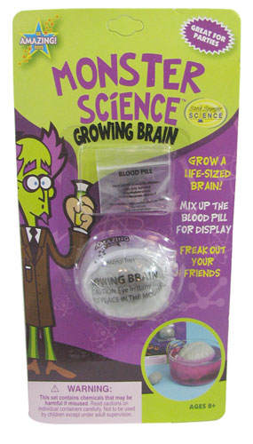 GROWING BRAIN KIT
