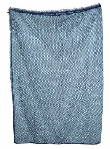 BIG MESH DRAWSTRING BAG