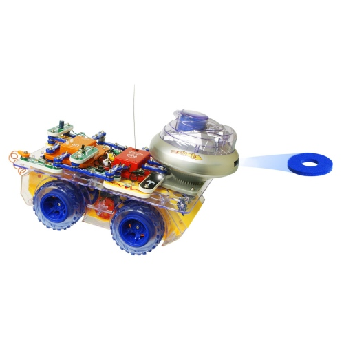 SNAP CIRCUITS® DELUXE ROVER