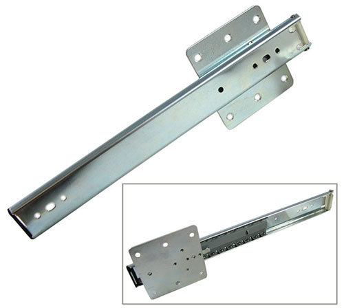 "11-3/4"" DRAWER SLIDE WITH PLATE"