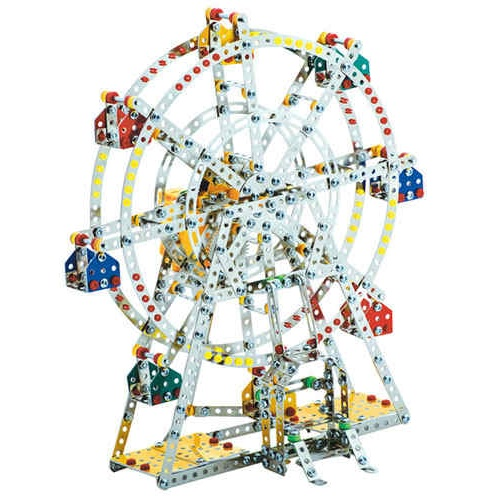 STEEL FERRIS WHEEL WITH MUSIC BOX KIT