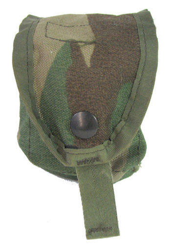 OLIVE/BROWN CAMO GRENADE POUCHES