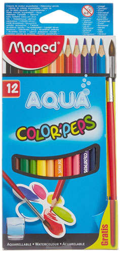 WATER COLOR PENCIL SET
