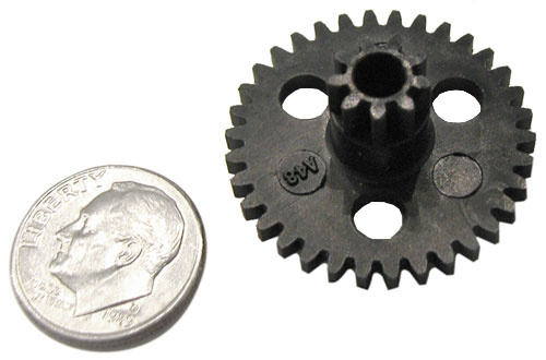 "1-1/32"" DIAMETER BORED GEAR"