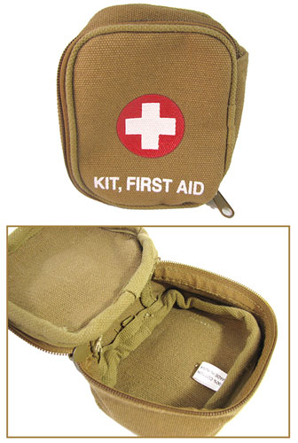 COYOTE FIRST AID POUCH