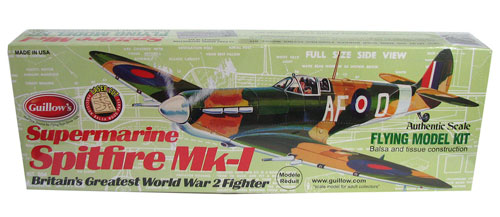 FLYING SPITFIRE AIRPLANE MODEL
