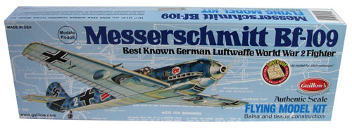 FLYING MESSERSCHMITT AIRPLANE MODEL