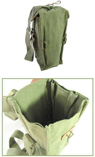 BELGIAN ARMY BAG