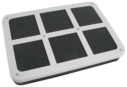 FOAM HUMIDIFIER VENT COVER