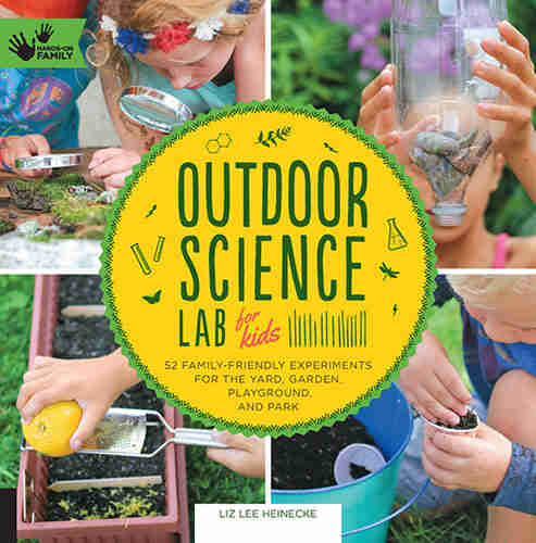 OUTDOOR SCIENCE EXPERIMENTS BOOK