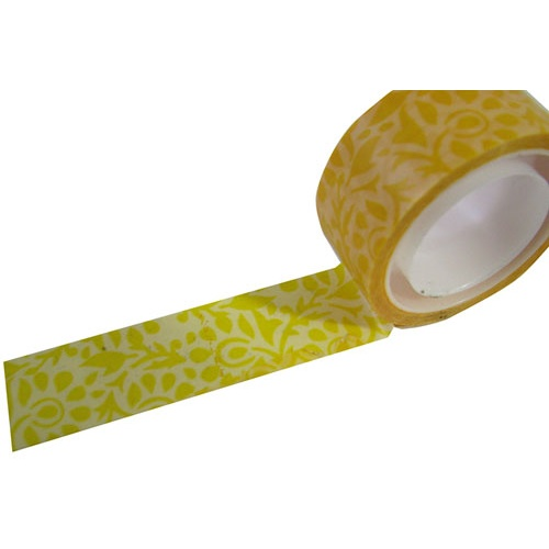 3M YELLOW FLOWER TAPE