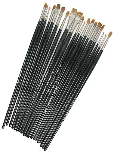 DURO ART PAINT BRUSHES