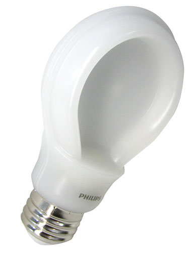 DIMMABLE PHILIPS FLAT LED BULB 2-PACK