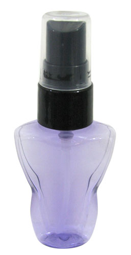 TORSO SHAPED PERFUME LIKE SPRITZER BOTTLE