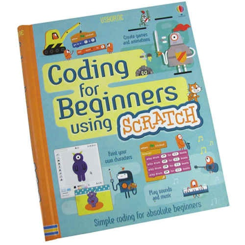 KIDS' BEGINNING CODING BOOK
