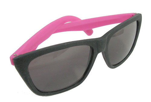 NEON TEMPLE SUNGLASSES