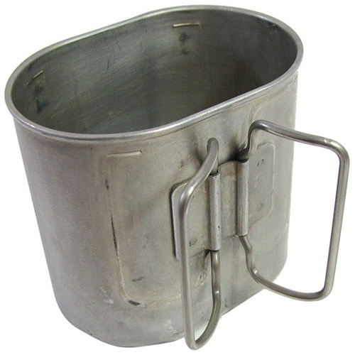 GENUINE SWISS CANTEEN CUP