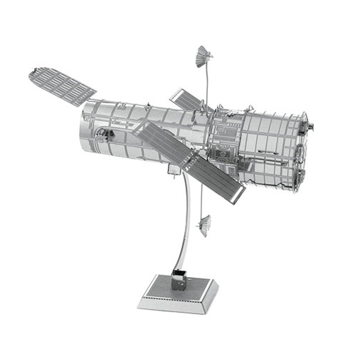 STEEL HUBBLE TELESCOPE MODEL