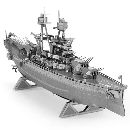 STEEL U.S.S. ARIZONA MODEL