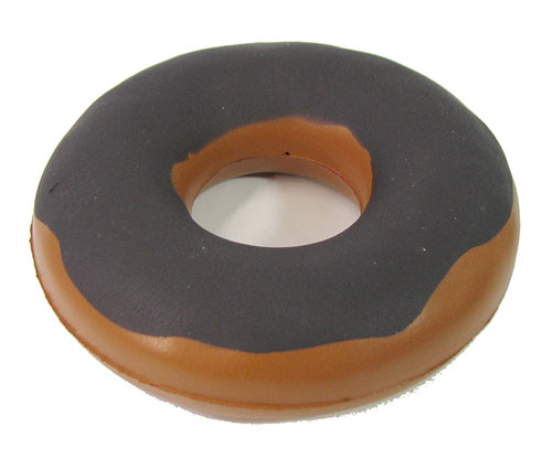 FOAM RUBBER STRESS DOUGHNUT