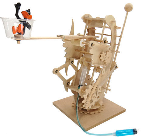 STEM HYDRAULIC GEARBOT CATAPULT KIT