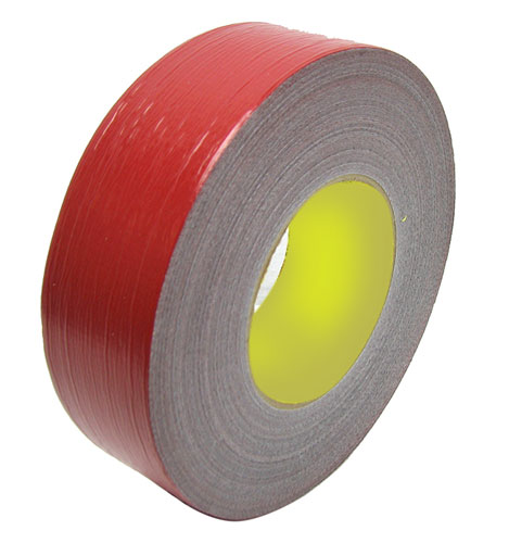 SUPER HEAVY RED DUCT TAPE
