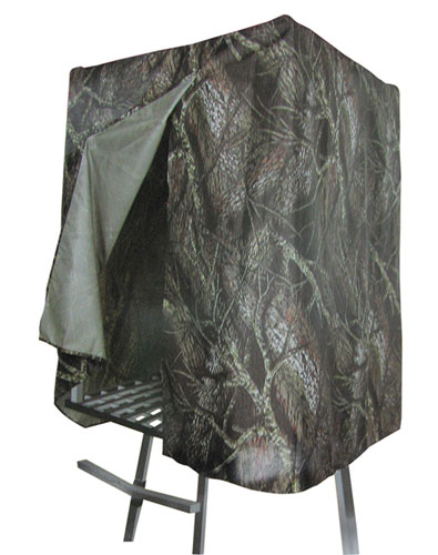 DEER STAND COVER