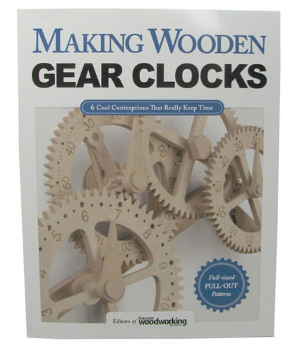 WOODWORKING CLOCKS BOOK