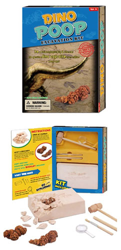 DINOSAUR POOP EXCAVATION KIT