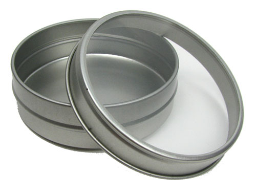 CLEAR-LID CANISTERS