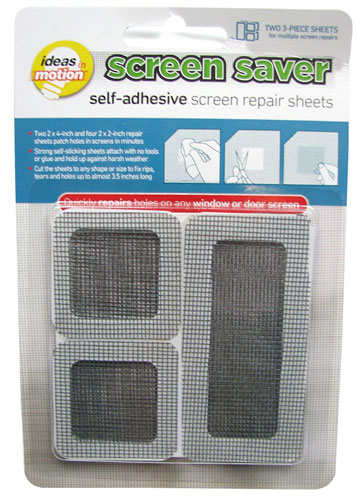 WINDOW SCREEN PATCHES