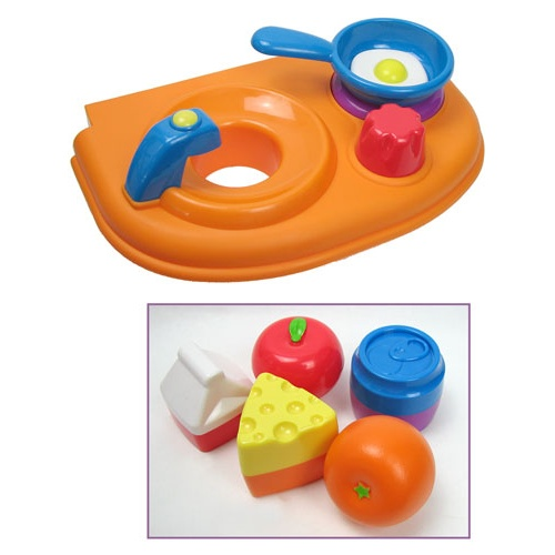 COOKING TOYS PLAY SET
