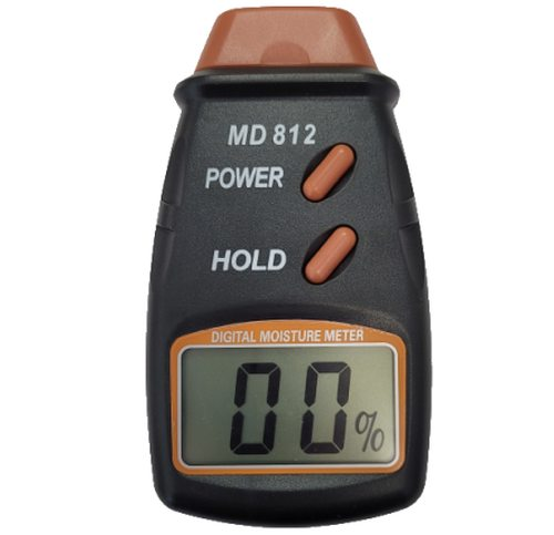 DIGITAL 2-PIN MOISTURE METER FOR WOOD