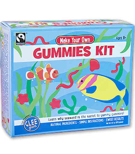 GUMMIES CANDY KIT