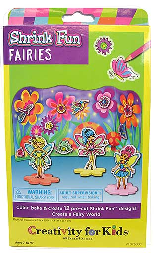 SHRINKY FAIRIES KIT