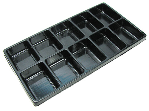 10-COMPARTMENT DIVIDER TRAY
