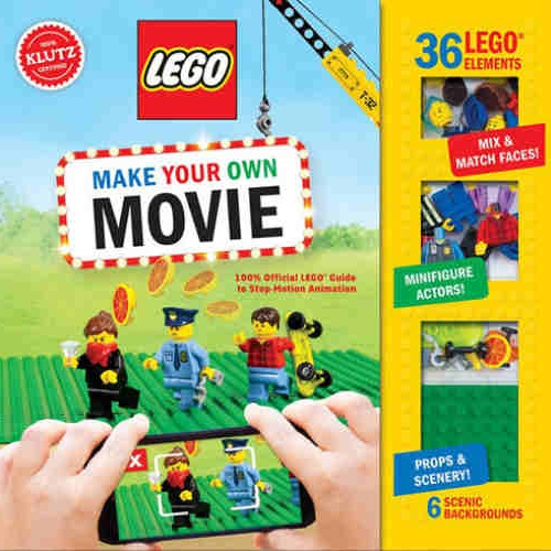 LEGO® MOVIE MAKING KIT