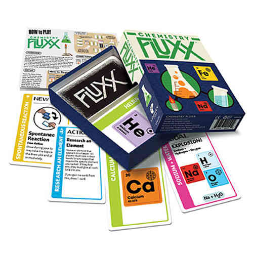CHEMICAL FLUXX® CARD GAME
