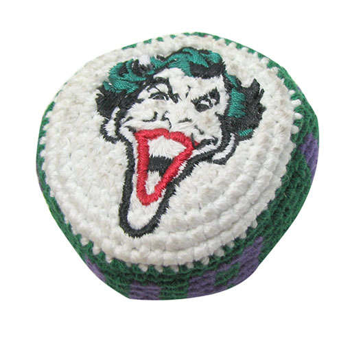 BATMAN'S JOKER HACKY SACK