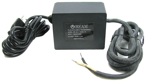 12VDC 2.5 AMP POWER SUPPLY