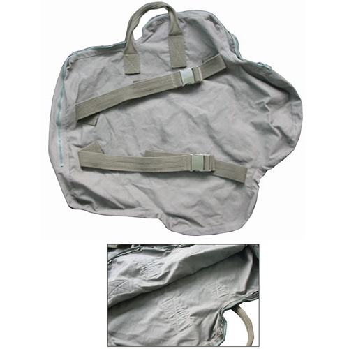 LARGE FRENCH ARMY TOTE BAG