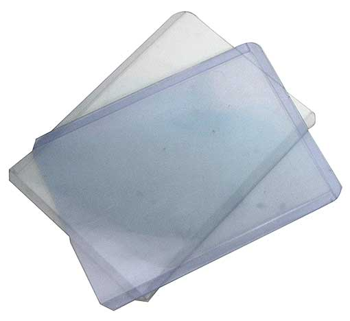SMALL PLASTIC SLEEVES