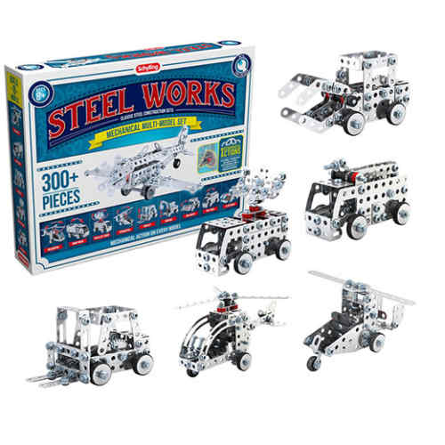 SCHYLLING STEEL WORKS KIT